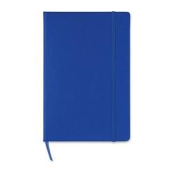 SQUARED A5-ös négyzetrácsos notesz, kék