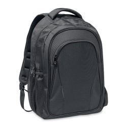 MACAU Laptop hátitáska, fekete