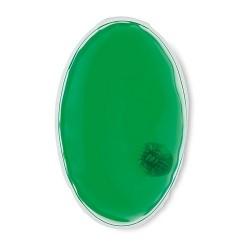 OVALTERM Ovális kézmelegítő , áttetsző zöld