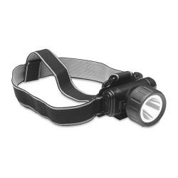LIGHT PRO Kerékpáros fejlámpa, fekete