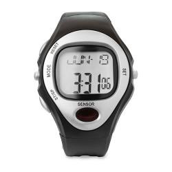 SPORTY Digitális sport óra, ezüst
