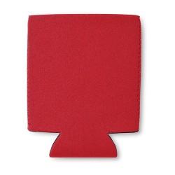 FOAMY Üdítős doboz tartó , piros