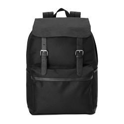 PADUA 17 inch-es laptop hátitáska , fekete