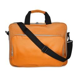 LUCCA 15 inch-es laptop táska , narancssárga