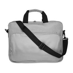 LUCCA 15 inch-es laptop táska , ezüst