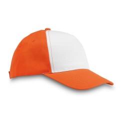 SAN DIEGO Poliészter baseball sapka, narancssárga