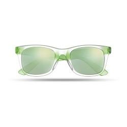 AMERICA TOUCH Tükörlencsés napszemüveg, zöld