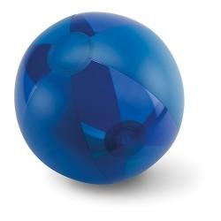 AQUATIME Felfújható strandlabda, kék