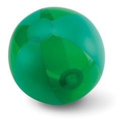 AQUATIME Felfújható strandlabda, zöld