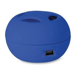 MINI SOUND Mini hangszóró kábellel , kék
