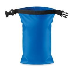 SCUBADOO Vízlepergető PVC táska, kék
