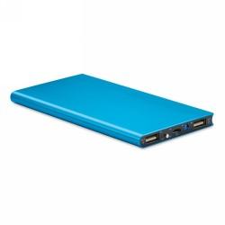 POWERFLAT8 8000 mAh külső akkumulátor, kék