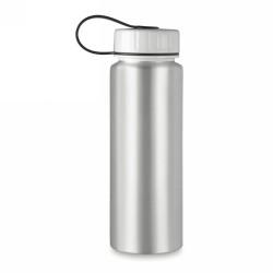 GEORGIA Alumínium palack. 500 ml, matt ezüst