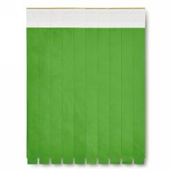 TYVEK# Tyvek® karszalag, zöld