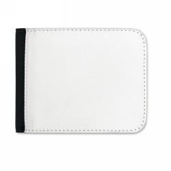 SUBLIWALLET Szublimációs pénztárca, fekete