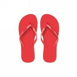 HONOLULU PE papucs, piros