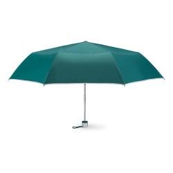 Cardif Összecsukható esernyő, zöld