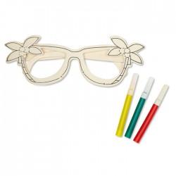 Breli Fa szemüveg, fa