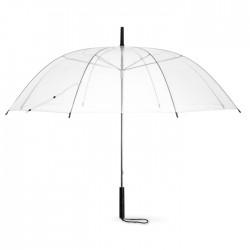 Boda Manuális PVC esernyő, átlátszó